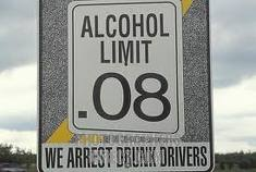 Illinois Blood Alcohol Limit 0.08